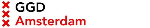 GGD Amsterdam logo footer