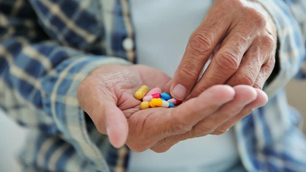 Medicijngebruik bij ouderen