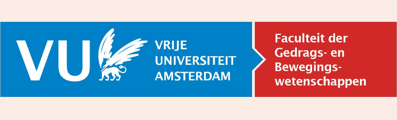 Vrije Unitversiteit Amsterdam partnerlogo
