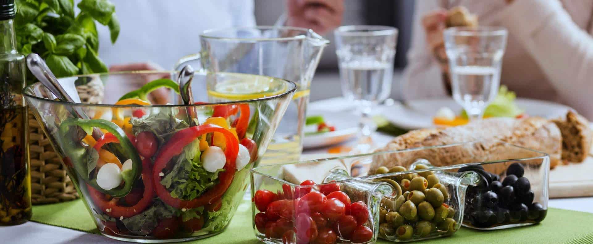 Gezond eten slider