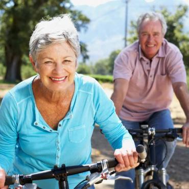 Succesvolle fietsclinic en fietscheck