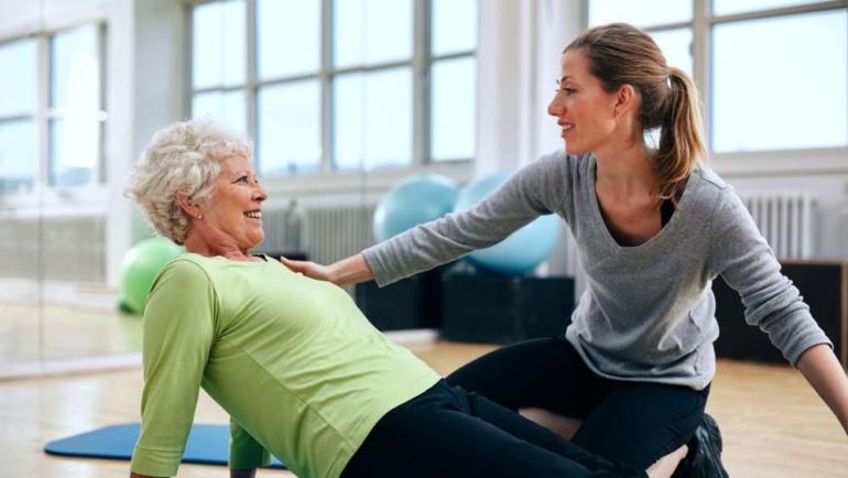 Wat kan Mensendieck oefentherapie voor u doen?