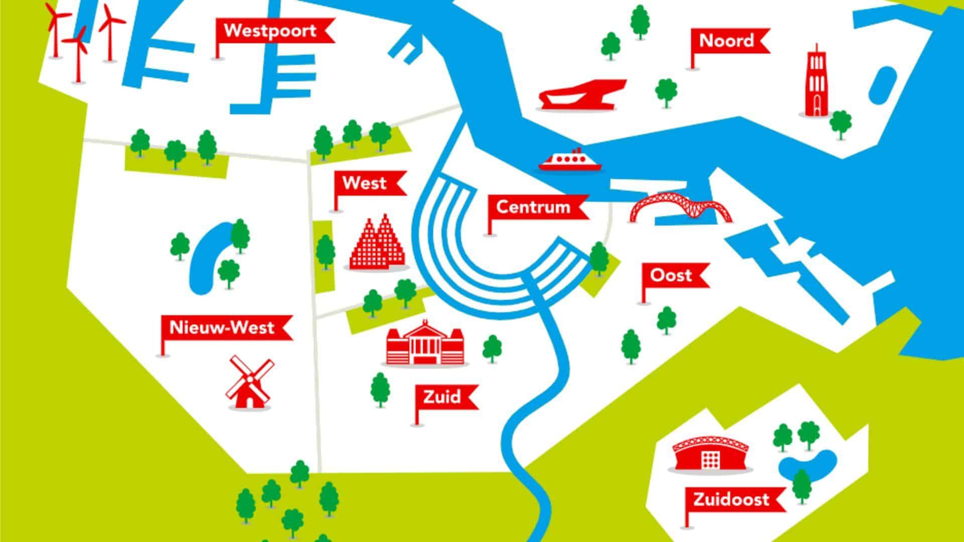 Amsterdam buurten
